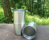 Double tasse de café de culbuteur d'acier inoxydable de mur du Yeti 20oz 30oz