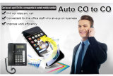 8 Excelltel /Pabx/Keyの電話システム/Mini PBX /MK308 3 Coの行拡張