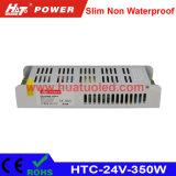 24V-350W alimentazione elettrica non impermeabile sottile di tensione costante LED
