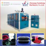 Cuatro productos plásticos automáticos del pilar que hacen la máquina