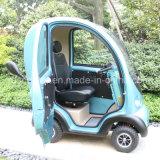 Mobility Scooter Scooter de cabine elétrica de 4 rodas Scooter