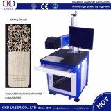 Macchina del laser dell'incisione del CO2 per legno