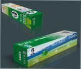 Boîte en papier à dents doublée pliable universelle universelle d'occasion