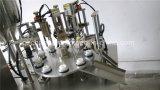 Enchimento da câmara de ar do produto cosmético de creme Semi auto de Fical e máquina plásticos da selagem