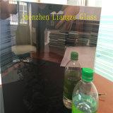 glace en verre en verre de miroir de 4mm-12mm Temperable/Temperable /Mirror avec favorable à l'environnement