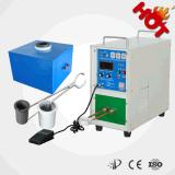 중국 제조 25kw 고품질 작은 작업장 금속 녹는 기계