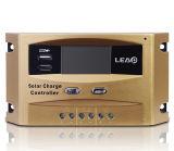 Regulador 12V 24V 10A 20A 30A 50A do sistema de energia solar