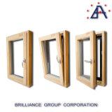 Finestra di alluminio di girata di inclinazione/finestra di alluminio di girata di inclinazione