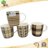 Raya de 12 onzas o tazas de cerámica de la punta
