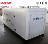 120kw/150kVA silencioso con el conjunto de generador diesel de la potencia de Perkins (RM120P2)
