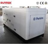Perkins 힘 디젤 엔진 발전기 세트 (RM120P2)에 침묵하는 120kw/150kVA