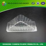 투명한 패킹 처분할 수 있는 플라스틱 샌드위치 콘테이너