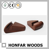 Supporto moderno del telefono di legno di faggio di stile per la decorazione o il regalo