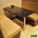 Caferteria를 위한 대리석 최고 대중음식점 식탁 그리고 의자