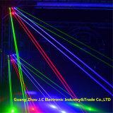 lumière laser principale mobile d'araignée de 8eyes RVB