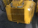 Строб ремонтины лесов расширяемый с желтым цветом