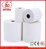 Papier d'impression ATM Papier thermique en Chine avec prix compétitif