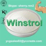 Poudre crue Winstrol de stéroïdes d'Anabolin pour le No. du gain CAS de muscle : 10418-03-8
