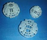 Utilisation creuse polyèdre en plastique de bille dans l'industrie
