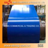 PPGI Farbe beschichtete gewölbte Dach-Blätter CGCC, Dx51d+Z vorgestrichener galvanisierter Stahlring mit vielen Farben
