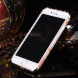 iPhone аргументы за случая сотового телефона гальванизируя мраморный кристаллический трудное 7 6 4.7 добавочных