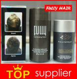 Pó das fibras do edifício do cabelo da queratina do OEM para amostras livres da oferta da perda de cabelo