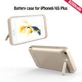 iPhone를 위한 휴대용 건전지 상자 백업 충전기 힘 케이스 6 6s 플러스