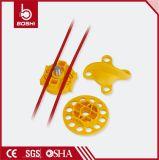 Новая нержавеющая сталь с типом замыканием колеса PC замка кабеля (BD-L32)