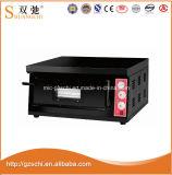 Sc-2-1 de Commerciële Elektrische Oven van uitstekende kwaliteit van de Pizza met Zwarte