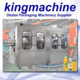 Máquina automática llena del relleno en caliente del zumo de fruta