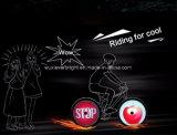 Свет колеса обезьяны велосипеда 144 изображений СИД Programmable 100