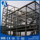 Fornitore prefabbricato dei materiali del magazzino del calibro di inquadramento della Camera d'acciaio chiara della costruzione