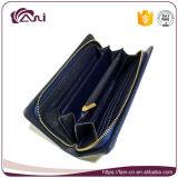 Известное затавренное портмоне для женщин, изготовленный на заказ бумажник бумажника тавра
