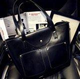 Berühmte Marken-Handtasche PU lederner Dameclutches Composite Casual Tote-Beutel (BDMC105)