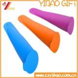 Moldes do Popsicle da borracha de silicone para o gelado para crianças