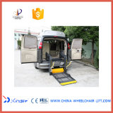 CE Doble brazo eléctrico e hidráulico de silla de ruedas (WL-D-880U)