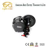 36V 500W Bafangの中間駆動機構のセリウムの証明の電気自転車キット