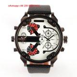 Reloj de diseño especial Fs433 del acero inoxidable de la manera del cuarzo
