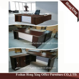 Hx-0803 stazione di lavoro L Tabella delle sedi di disegno moderno 4 dell'ufficio di figura