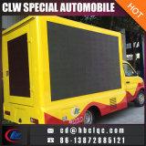 10m2 2サイズスクリーンの移動式LED表示LED移動式段階のトラック