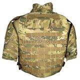 Het Vest van het Bewijs van de kogel heeft de Test van het Laboratorium van de V.S. PK overgegaan