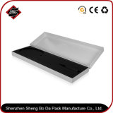 rectángulo de empaquetado de papel modificado para requisitos particulares impresión 4c