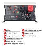 fora do controlador solar interno do inversor 60A MPPT da potência solar da grade 6kw 48V (SSP3115C 6kVA/6KW 48VDC)