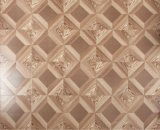 最もよい価格の高品質12.3mmのモザイクHDF寄木細工の床の積層物のフロアーリング