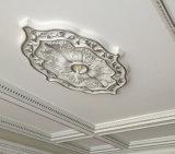 新しいデザインPUの天井の円形浮彫り