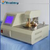 Instrument fermé liquide d'essai de point d'inflammabilité de cuvette de pétrole du laboratoire Hzbs-3