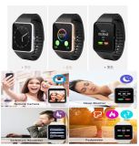 시계 지능적인 시계 인조 인간을%s 지능적인 전화 HD 접촉 스크린 인조 인간 손목 시계