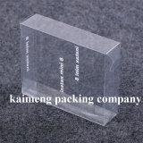 Коробка пластичного любимчика качества еды прозрачная для украшения подарка (прозрачная коробка)