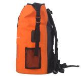 500d il PVC 40L impermeabilizza il sacchetto asciutto del barilotto dello zaino (YKY7310)