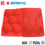 100% Nahrung Grade Silicone Burger Press und Freezer Container Hamburger Patty Maker